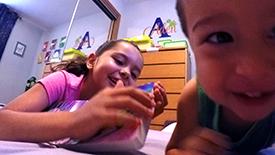 Danny Dwarf Family Vlog ep1 frame10262